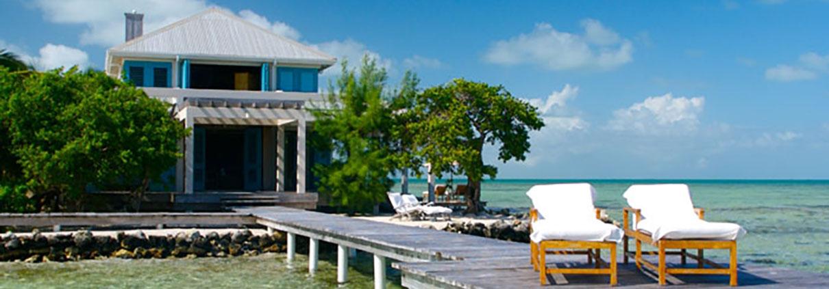 Casa Estrella Private Dock