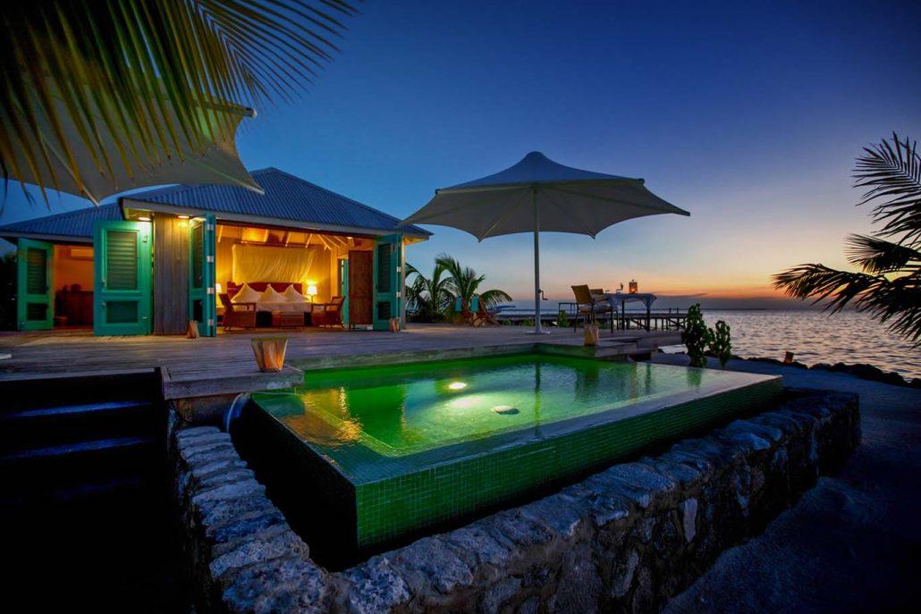 gallery cayo espanto private island luxury belize resorts
